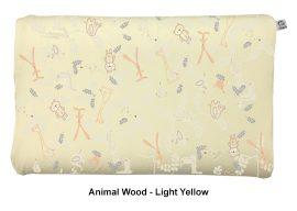 Kids animal wood case
